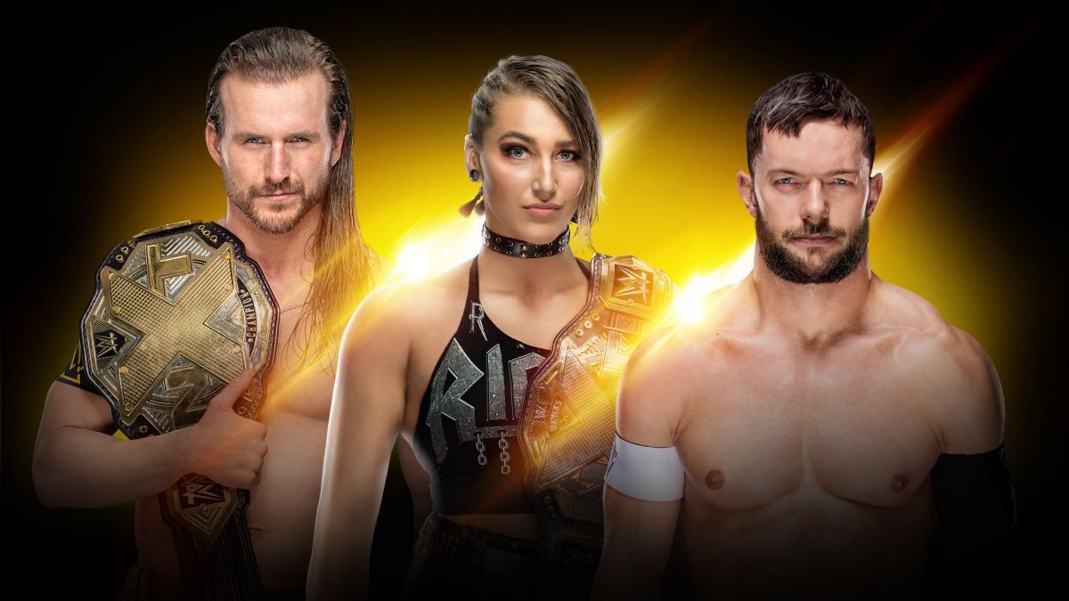 3 WWE wrestlers
